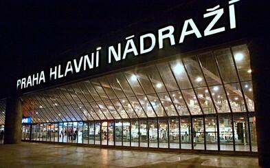 Hlavní nádraží v Praze bude voňet. Česká metropole chce proti zápachu bojovat pomocí aromat ve vzduchotechnice