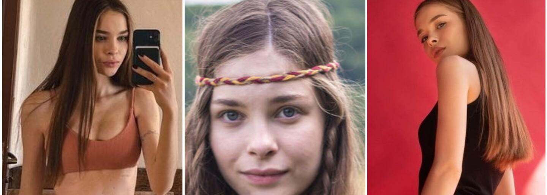 Hlavnú postavu v Slovanoch stvárňuje nádherná ukrajinská herečka. Na natáčaní si herci nerozumeli a museli ju predabovať