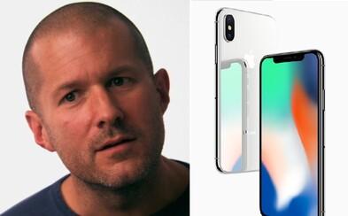 Hlavní designér z Applu: Na smartphonu bez rámečků jsme pracovali pět let před představením iPhonu X
