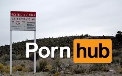 Hledání porna s mimozemšťany se kvůli Area 51 zvýšilo o 60 000 %. Nejvíce zajímá Čechy