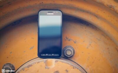 Hledáš smartphone s vysokou fyzickou odolností? Samsung Galaxy XCover 4 tě zaručeně nezklame (Recenze)