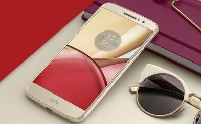 Hliník, USB Type-C, Full HD alebo 3 GB RAM. Nedávno predstavený smartfón Lenovo Moto M mieri na Slovensko