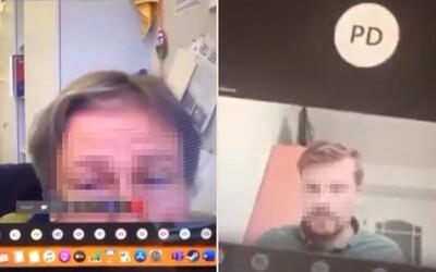 Hlody z online výučby zabávajú Slovákov. Učitelia sa smejú so študentmi, ale sa aj urážajú