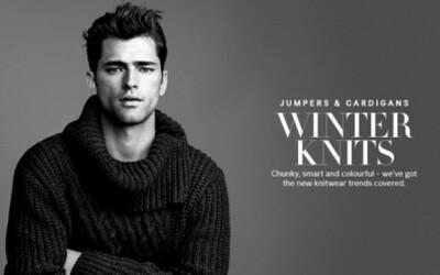 H&M posúva knitwear kolekciu na tohtoročnú zimu