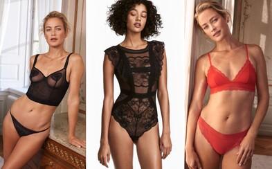H&M úspešne konkuruje luxusným značkám spodnej bielizne v exkluzívnej valentínskej kampani