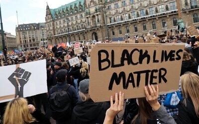 Hnutie Black Lives Matter nominovali na Nobelovu cenu za mier 2021