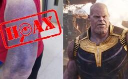 HOAX: AstraZeneca z teba nespraví Thanosa