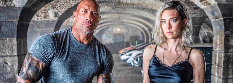 Hobbs a Shaw ohromujú akčným trailerom! Statham s The Rockom sa postarajú o najvtipnejší akčný film roka