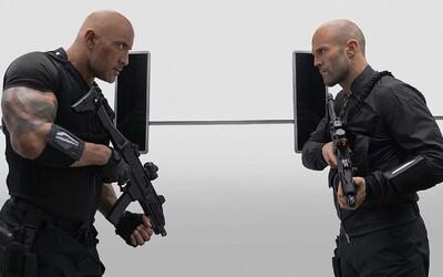 Hobbs a Shaw ti vo finálnom traileri pre šialené Rýchlo a zbesilo totálne odpália mozog