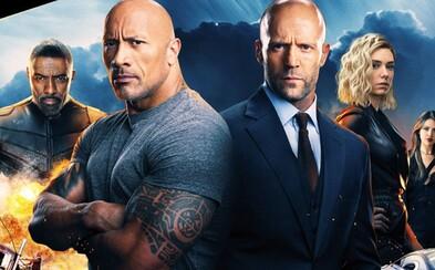 Hobbs a Shaw v kinách porazili Tarantina aj Levieho kráľa. Séria však nemala taký slabý štart už 10 rokov (Box Office)