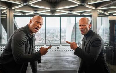 Hobbs & Shaw je nahláškovanou adrenalínovou jazdou plnou humoru, avšak s nulovou snahou o autenticitu (Recenzia)