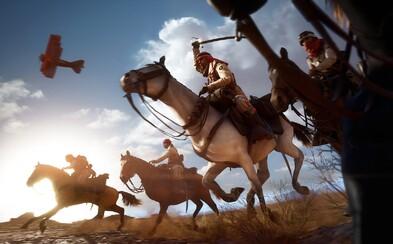 Hodina záberov z multiplayeru Battlefield 1 v znamení gigantických súbojov, obrnených vlakov a zábavnej hrateľnosti