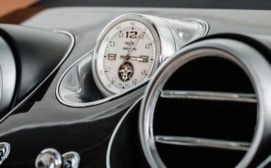 Hodinky drahšie ako auto? Do nového Bentley Bentayga si môžeš nechať vsadiť Breitlingy za státisíce
