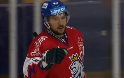 Hokej je zpět! Český tým zvládl první zápas proti Švédsku v poměru 3:1
