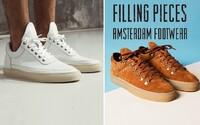 Holandská značka Filling Pieces a jej cenovo dostupné high-end tenisky