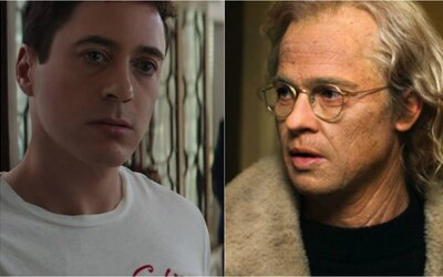 Hollywoodská fontána mládí: Kteří herci na plátně díky CGI efektům zázračně omládli nebo zestárli?