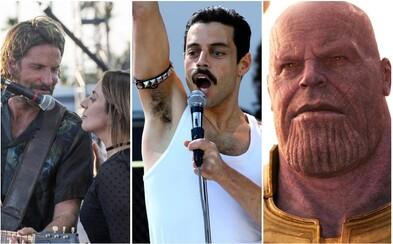 Hollywoodske filmy zažili v slovenských kinách najväčší úspech od roku 1993. Koľko divákov videlo Bohemian Rhapsody?