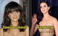 Hollywoodské hvězdy, které se navzájem podobají jako vejce vejci