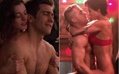 Hollywoodske hviezdy, ktoré si užívajú natáčanie sexuálnych scén, nehanbia sa nahé pred kamerou a radi experimentujú