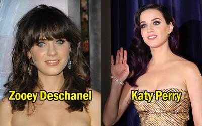 Hollywoodske hviezdy, ktoré sa navzájom podobajú ako vajce vajcu