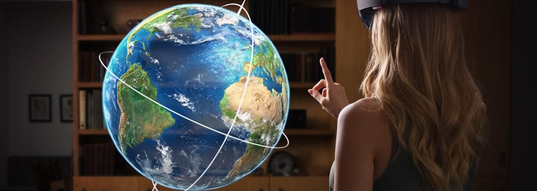 Holografické okuliare HoloLens: Ladné prepojenie virtuálneho sveta s realitou