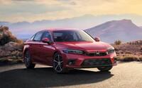 Honda predstavila slávny Civic už v 11. generácii, zatiaľ však len ako sedan