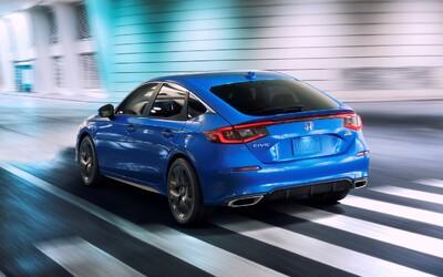 Honda ukázala nový Civic 11. generácie už aj v podobe, v akej ho uvidíme u nás v Európe