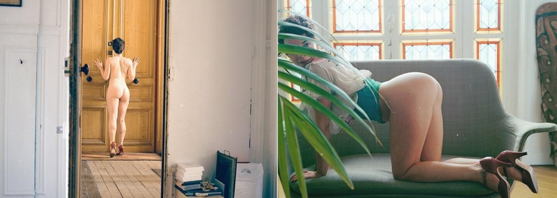 Hongkongský fotograf provokuje erotickými záběry z francouzských bytů. Geoffroy ví, jak zaujmout