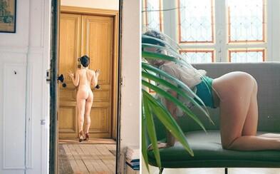 Hongkonský fotograf provokuje erotickými zábermi typickej francúzskej domácnosti. Geoffroy vie, ako zaujať oko diváka