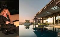 Honosné sídlo v hodnotě 50 milionů dolarů, v němž Beyoncé trávila víkend během Super Bowlu