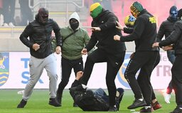 Hooligans v bitke nechcú zabíjať, ale tvrdo sa zraniť aj kopnúť do hlavy. Futbal im je ukradnutý, tvrdí fanúšik Trnavy (Rozhovor)