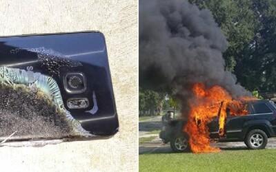 Horiace smartfóny Galaxy Note7 spôsobili ďalšie škody a ohrozili zdravie. Samsung chce všetky diaľkovo vypnúť