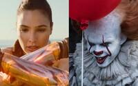 Horor IT spolu s Wonder Woman vedú rebríček Top 10 filmov roka 2017 podľa IMDb