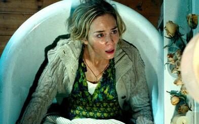 Horor Tiché miesto s Emily Blunt a Johnom Krasinskim kritici vychvaľujú do nebies. Dočkáme sa najlepšieho hororu roka už v máji?