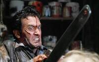 Hororové The Evil Dead dostane seriálové pokračovanie s množstvom krvi