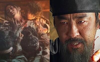 Hororový ázijský seriál od Netflixu plný zombie a samurajov staví na napätie a krvavú akciu