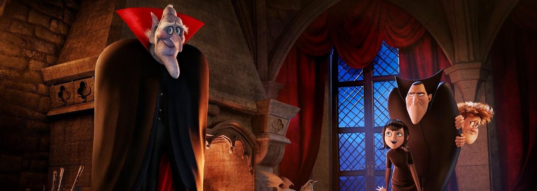 Hotel Transylvánia 2 v kinách už od 1. októbra, sleduj slovenský trailer!