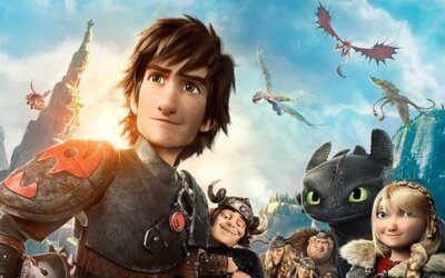 How to Train Your Dragon 2 s úžasným trailerom!
