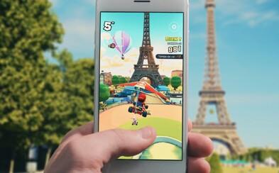 Hra Mario Kart Tour přijde na Android a iOS už 25. září