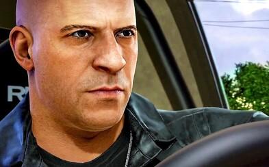 Hra Rychle a zběsile působí jako z dob PS3. Vyjde v srpnu a u prvních záběrů z hraní se dobře pobavíš