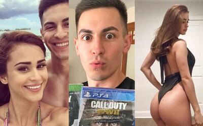 Hráč Call of Duty vyměnil krásnou rosničku za herní kariéru a nelituje. Po téměř roce je šťastný, jak se rozhodl