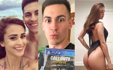 Hráč Call of Duty vymenil krásnu rosničku za hernú kariéru a neľutuje. Po takmer roku je šťastný, ako sa rozhodol