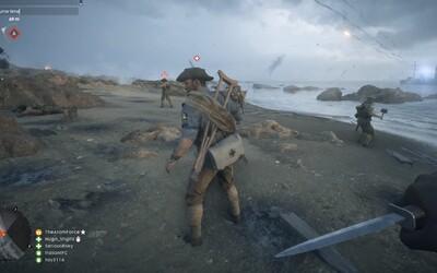 Hráči Battlefieldu 1 zložili zbrane a pripomenuli si 100. výročie skončenia vojny. O 11. hodine po sebe prestali strieľať