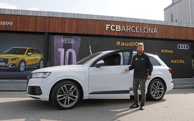 Hráči FC Barcelona opět dostali nové audiny, tentokrát však byli relativně skromní