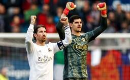 Hráči Realu Madrid jsou v karanténě, první španělská fotbalová liga odkládá zápasy