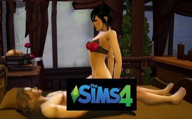Hráči sa vytešujú, že sex či podpaľovanie postáv si v Sims 4 budú môcť po aktualizácii vychutnať z pohľadu prvej osoby