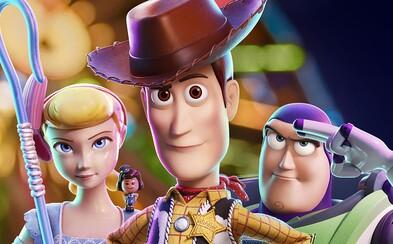 Hračky budú v Toy Story 4 čeliť mnohým hrozbám vrátane hravej mačky, ktorá ich chce všetky roztrhať na kusy