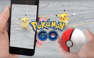 Hraješ Pokémon GO? Přečti si náš rozsáhlý návod, kde najdeš odpovědi na všechny tvé otázky