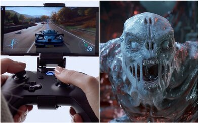 Hrajte největší pecky z Xboxu i na mobilu. Microsoft oznámil zbrusu novou streamovací službu