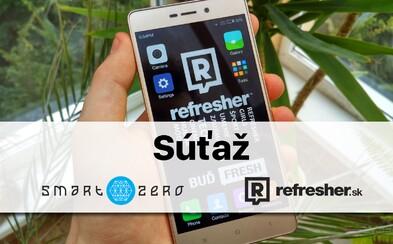 Hráme o skvelý smartfón Xiaomi Redmi 3 16GB, tak neváhaj a zapoj sa!